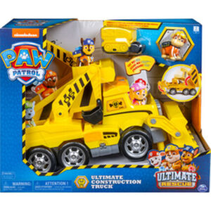 Spin Master Paw Patrol - Ultimate Construction Truck