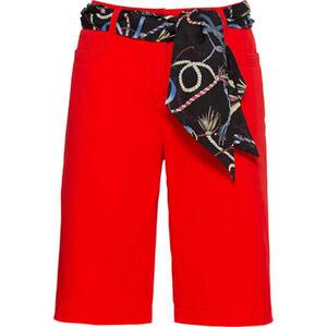 Adagio Bermudas, Tuch, 5 Pocket, für Damen