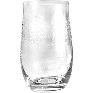 "Bohemia Wasserglas ""Rosalie"", 380 ml"