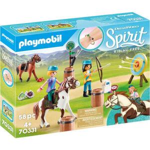 PLAYMOBIL® Spirit Riding Free - Abenteuer im Freien 70331