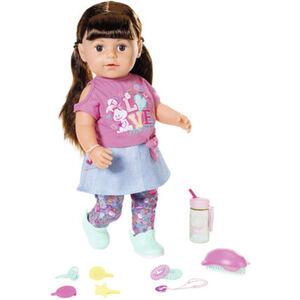 BABY born® BABY born® Soft Touch Sister, brünett, 43 cm