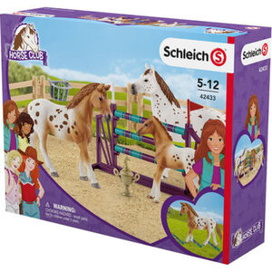 Schleich Horse Club: Lisas Turnier-Training