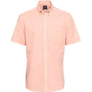 Dunmore Freizeithemd, 1/2 Arm, Button Down, Modern Fit, für Herren