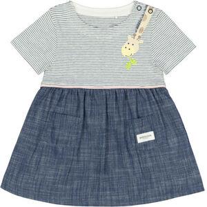 Manguun Kleid, Streifen, für Baby Mädchen
