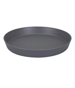 elho Kunststoff-Untersetzer, rund, anthrazit