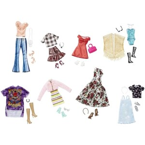 Barbie - Fashion 8 Outfits Pack