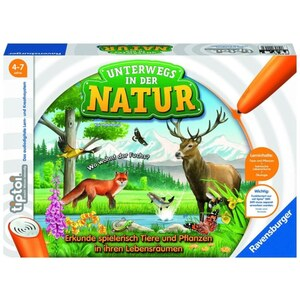 tiptoi Spiel unterwegs in der Natur