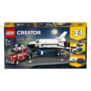 LEGO Creator - 31091 Transporter für Space Shuttle