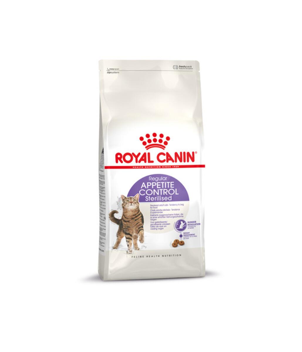 Bild 1 von ROYAL CANIN® Trockenfutter Regular Appetite Control Sterilised