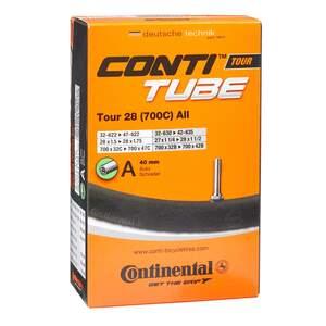 Continental FAHRRADSCHLAUCH TOUR 28 ZOLL 32-47 (AV) - Fahrradschlauch