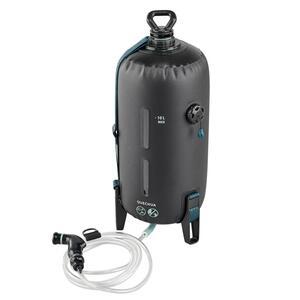 Solardusche mit Drucksystem Camping 10l