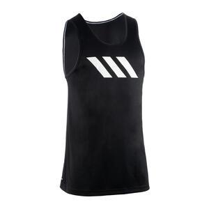 Basketballshirt schwarz