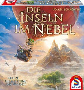 Schmidt Spiele Spiel, »Die Inseln im Nebel«