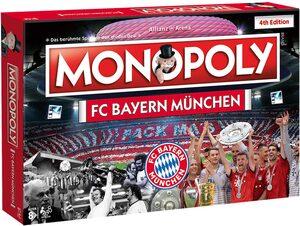 FC Bayern Spiel, »Monopoly FC Bayern München«