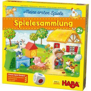 Haba Meine ersten Spiele - Spielesammlung