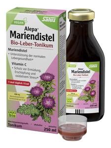 Salus Bio Alepa Mariendistel Leber-Tonikum