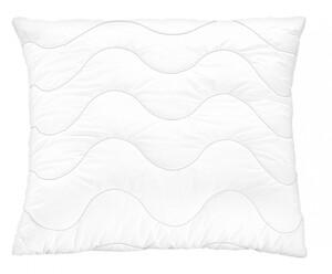 Schlaf-Gut Kissen kochfest, gesteppt, 80x80cm