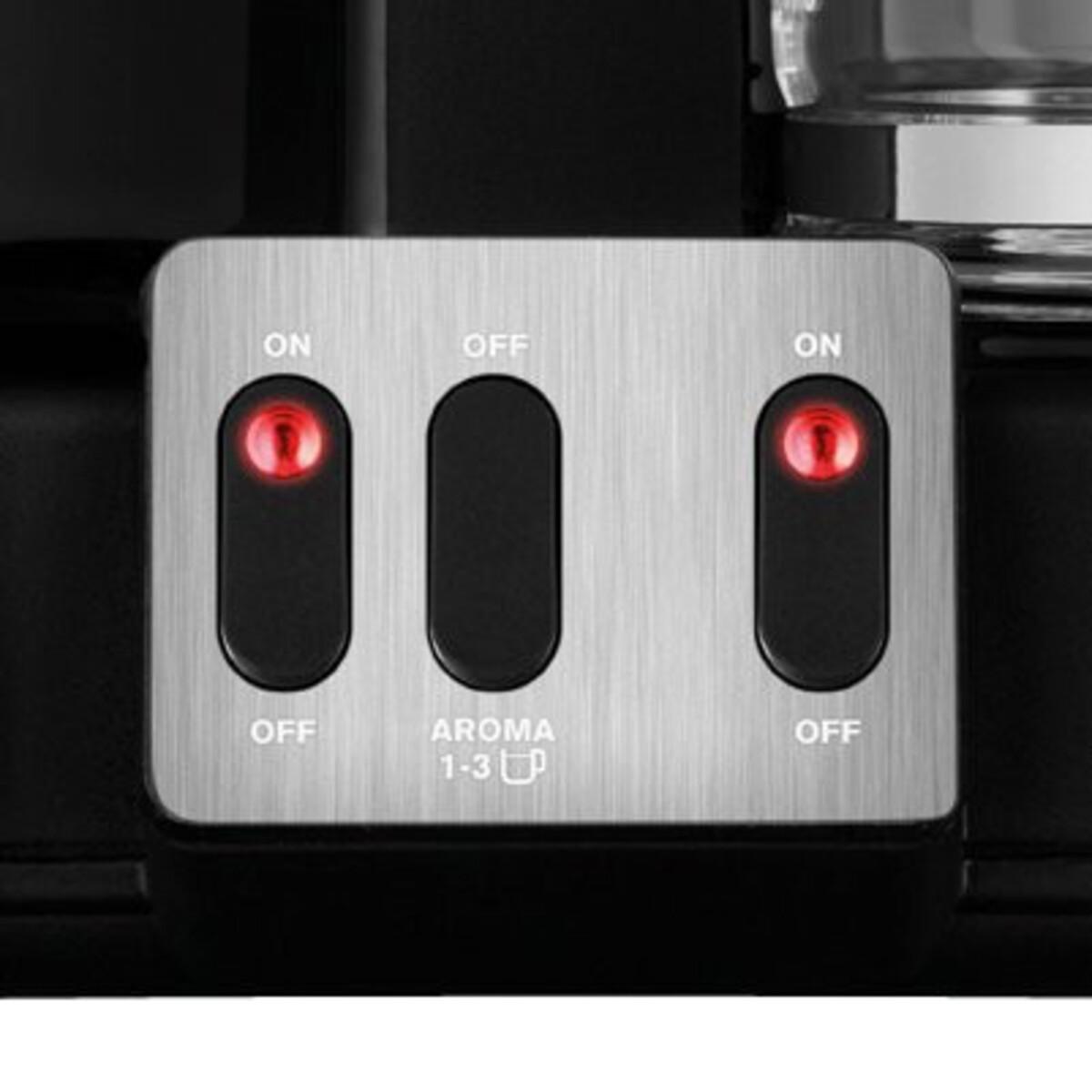 Bild 4 von Krups Kaffee- und Teeautomat DuothekPlus KM8508