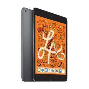 Apple iPad mini 2019 WiFi 64 GB Space Grau MUQW2FD/A