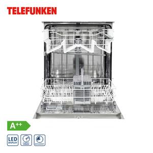Geschirrspüler TFGSS 60 X1 A++ · für 12 Maßgedecke · 4 Programme · Maße: H 85,0 x B 59,8 x T 59,8 cm · Energie-Effizienz A++ (Spektrum: A+++ bis D)