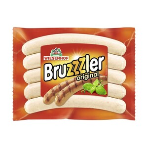 """Wiesenhof """"Bruzzzler"""" Geflügelbratwurst versch. Sorten, jede 350/400-g-SB-Packung"""