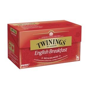 Twinings Tea Earl Grey, Lady Grey oder English Breakfast jede 25er = 50-g-Aufgußbeutel-Packung