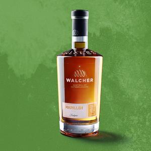Walcher Marillenlikör 28% Vol., jede 0,7-l-Flasche