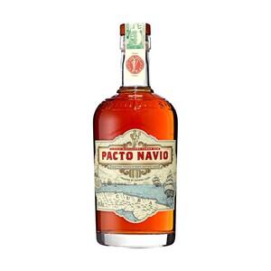 Pacto Navio Rum 40% Vol., jede 0,7-l-Flasche
