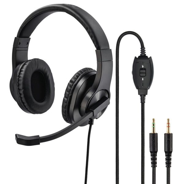 """Hama PC-Office-Headset """"HS-P300"""", Stereo, Schwarz »Home"""
