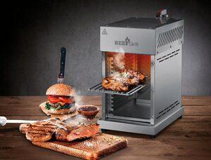 GOURMETmaxx Gasgrill Beef Maker 6-tlg.