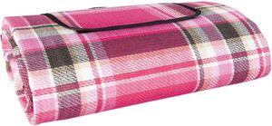 Picknickdecke - 160 x 200 cm - pink