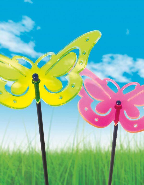 "Sonnenfänger 2er Set ""Schmetterling"""