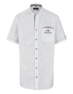 Bexleys man - Freizeithemd, kurzarm, uni