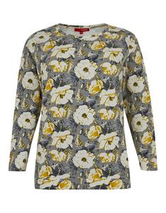 THEA - Sweatshirt mit floralem Druck