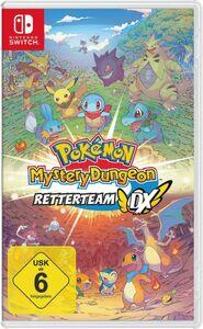Gaming Pokémon Mystery Dungeon: Retterteam DX(Switch)