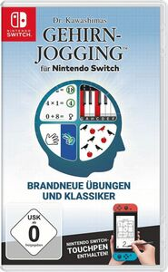 Gaming Dr. Kawashimas Gehirn-Jogging™ (Switch)