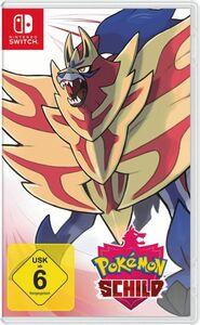 Gaming Pokemon Schild (Switch)