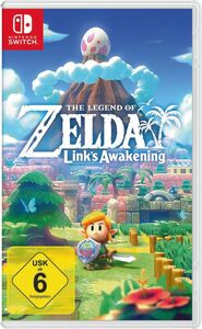 Gaming The Legend of Zelda: Links Awakening (Switch)