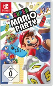 Gaming Super Mario Party (Switch)