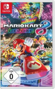 Gaming Mario Kart 8 Deluxe (Switch)