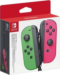Nintendo Joy-Con 2er-Set Neon-Grün/Neon-Pink (Switch)