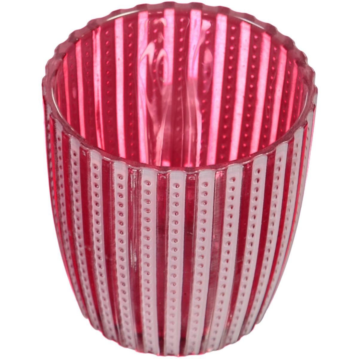 Bild 1 von Windlicht aus Glas H: 8,5cm
