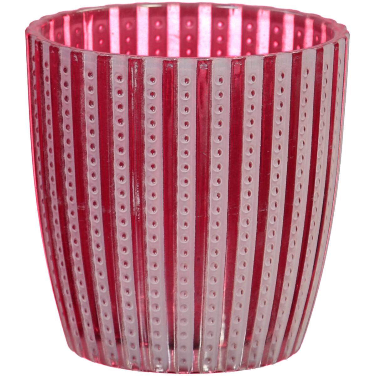 Bild 2 von Windlicht aus Glas H: 8,5cm
