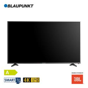 BLA-40/405V • 3 x HDMI, 3 x USB, CI+, SD-Kartenslot • integr. Kabel-, Sat- und DVB-T2-Receiver • Maße: H 54,2 x B 92,1 x T 8,4 cm • Energie-Effizienz A (Spektrum A++ bis E), Bildschirmdiagon