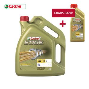 Motorenöl Edge 5W-30 Leichtlauf 5 Liter