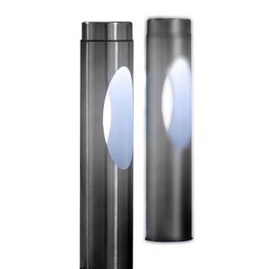 I-Glow moderne LED Solar Designleuchte - 2er Set