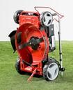 Bild 3 von Einhell Benzin-Rasenmäher 7 in 1 - GC-PM 56/3 S HW