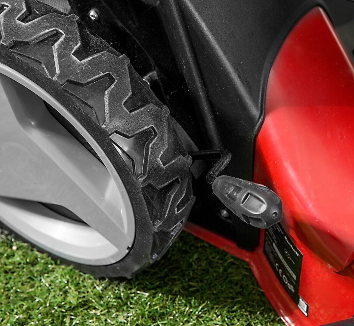 Bild 4 von Einhell Benzin-Rasenmäher 7 in 1 - GC-PM 56/3 S HW