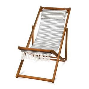 Beachchair, FSC® 100%, 143x60x6cm, natur