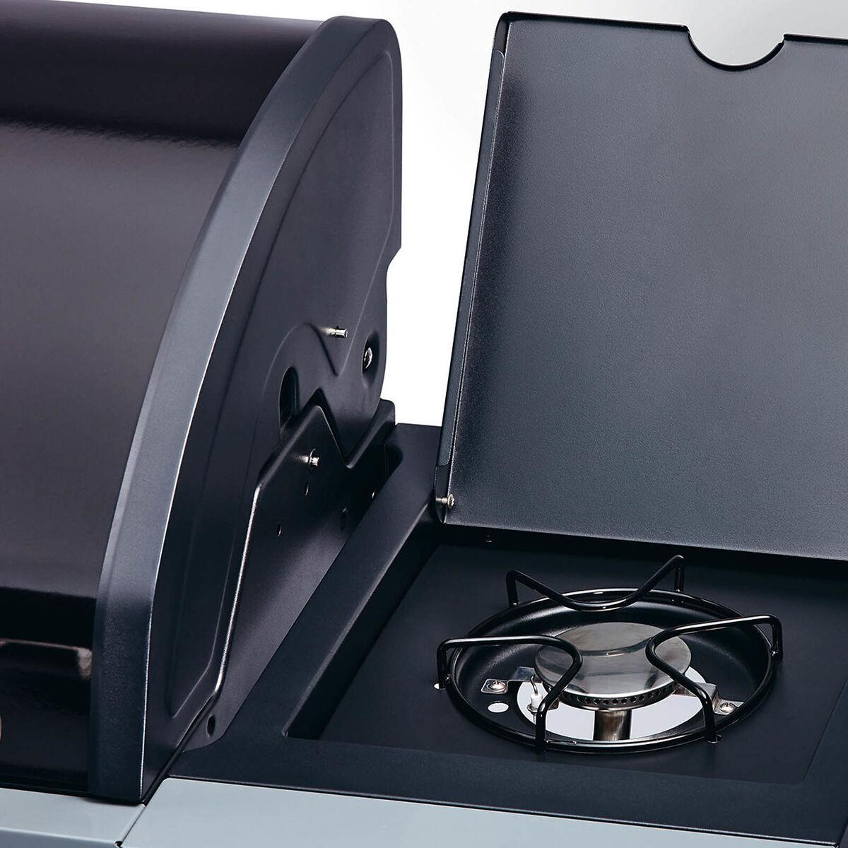 Bild 5 von Enders Gasgrill 4-Brenner Boston Black 4 IK Turbo, 61x144x115cm, schwarz